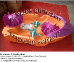 Barco de pá para jogo de Piscina