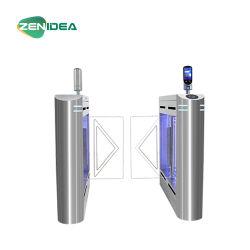 縦の振動ゲート、専門にされた製造業者からのスーパーマーケットのためのSwinglane