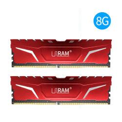 ヒートシンク DDR3 8GB 2666MHz RAM 搭載クールメモリ DDR RAM PC およびラップトップ用のメモリ
