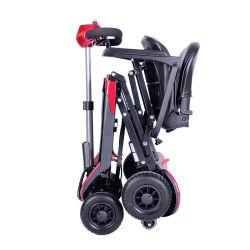 Un toque eléctrico plegable en personas con discapacidad de la fábrica de motos baratos