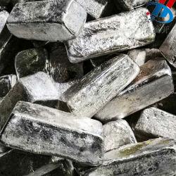Manufatory 99.8%-99.98% من الماغنسيوم Alloy ingot Bar للبيش