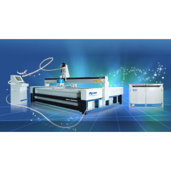 Высокое качество Waterjet ЧПУ станка для резки металла из камня стекло (Z-A12-302041037BA)