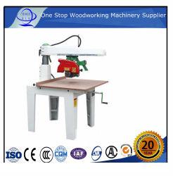 ラジアルアーム丸鋸木工機械、東南アジアで広く使用されている木工機械、 900mm 幅木ラジアルアーム、小工場および家庭用鋸