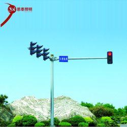 Roter Verkehrssicherheit-Licht-Taktstock, der LED-die helle Verkehrssicherheit-Steuerung im Freien warnt