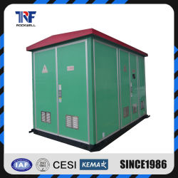 Yb 11кв для сборных компактный трансформатор подстанции киоск