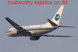 Transporte aéreo de mercadorias provenientes da China para nós
