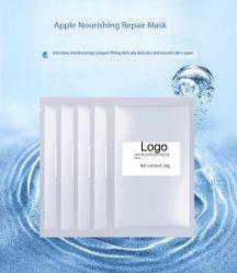 Apple Nutrishing Repair maschera facciale cura della pelle di alta qualità OEM-ODM