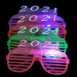 ケンボ・アイウェアの新年の LED フラッシュ・クリスマス・グラス 2021 が点滅 党供給のためのガラス
