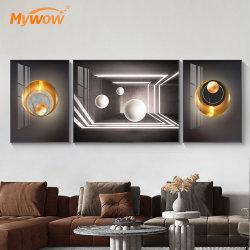 Nueva llegada de aceite de mejor calidad de las obras de arte de pintar para el hogar Decoración de pared
