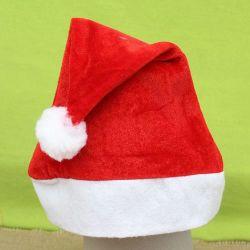 Comercio al por mayor de Adultos tradicional gorro de Papá Noel Navidad sombrero para decoraciones de Navidad