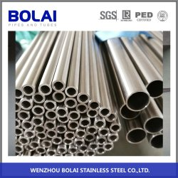 ASTMはステンレス鋼の管材料304Lを配管する