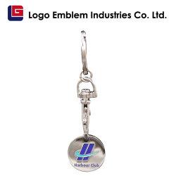 Neuestes Form-Art-Metall Keychain für Auto
