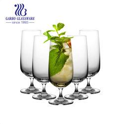 Diseño personalizado 14.6Oz Stemware vaso de zumo Martin vaso de vino blanco de la copa de champán Cristal GB083613