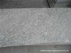 """الصين شونجو أبيض اللون من الرمال الجرانيت الرخيص / مصقولة / مقلوبة / مائلة / مائلة الحجر / البلاط الجرانيت بالنسبة إلى الأرضية من """"الحائط"""" والقمم المضادة"""