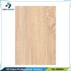 Оригинальный дизайн Деревянные зерна декоративной бумаги используется для мебели или MDF ламината