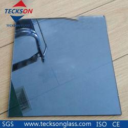 4-6mm 3300X2140湖の淡いブルーの反射フロートガラス