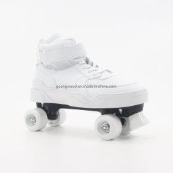 Corte baixo Estilo desportivo Rua Ajustável Quad Skate do Rolete