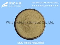 Comida para perros Palatant hidrolizado de pollo, el polvo de la base de la palatabilidad