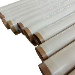 قماش من الألياف الزجاجية والمصقولة بطبقة من الزجاج الليفي طفيفية مقاومة للحرارة مطلي