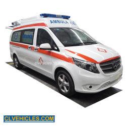 Mercedes Benz Automatische ICU Patient Transport ambulance negatieve drukredding Ambulance