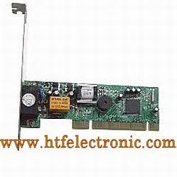 56k de fax módem PCI interna (Chipset Conexant) (HT-H310-A)