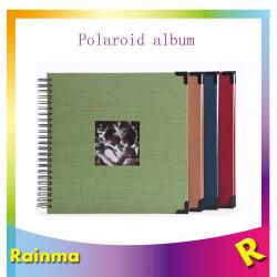 """12 """"Álbum de papel DIY Pegar de la familia del álbum Álbum de fotos Álbum Manual"""