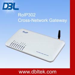Gateway de la Cruz-Red de DBL (RoIP-302)
