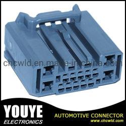 Connettore automatico di connettività del sistema elettrico Equivelant Sumitomo, un connettore maschio femminile 6185-0510 d'abitazione di 16 modi