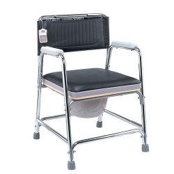 수송 휠체어 참을성 있는 이동 의자 Commode 의자