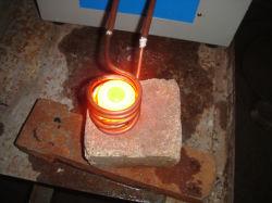 Équipement de chauffage par induction pour four de fusion de cuivre Xz-40