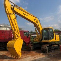 Verwendeter Exkavator-Gleisketten-Exkavator KOMATSU-PC200-6/PC240/Sumitomo SD280/SD120/Japan/hydraulische Übertragung 15 Tonnen