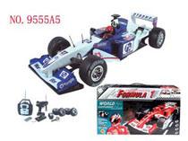Coche de carreras Toy-Formula eléctrico(9555a (1-6))