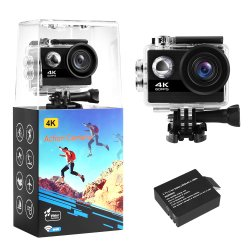 2020 Actie van de Sporten wi-FI de UltraHD Waterdichte DV Camcorder van Akaso Ek7000 4K 60fps H9r
