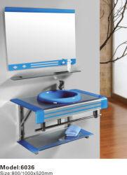15mm de cuarto de baño Cuenca de vidrio templado con una entrega rápida Calidad