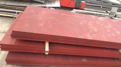 Professionele Oplossing voor Verf Weldox van het Oxyde van het Ijzer van de Vervaardiging en van de Verwerking van de Plaat van het Staal de Rode Anti Corrosieve 700/800/900/960 Plaat Met hoge weerstand van het Staal