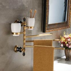 Alta qualità 304 accessori della stanza da bagno del supporto del documento del piatto di sapone della cremagliera di tovagliolo della spazzola della toletta dell'acciaio inossidabile impostati
