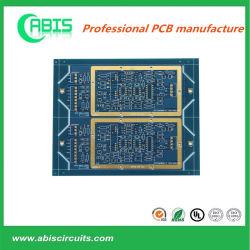 Высокое качество многоуровневые Fr-4 3мил/3mil Trace гибкие PCB Rigid-Flex печатной плате цепи производства