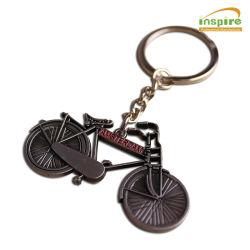 美しい電気めっきの色の keychain のための卸し売り明確なラインの設計 プロモーションギフト