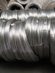 Из Высокоуглеродистой оцинкованной проволоки для электрического ограждения / пружинной проволоки с высокой прочности на растяжение