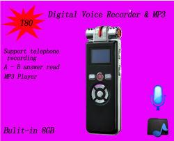 De alta definición portátil Mini Grabadora de voz Digital Personal de grabación de plumas
