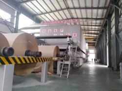 Le papier kraft/Making Machine Papier ondulé, la case machine de recyclage