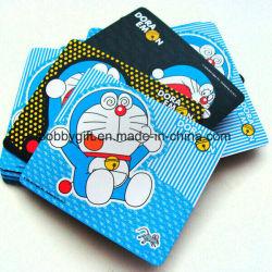 昇進の印刷されたロゴのコンピュータマウスマットのエヴァのマウスパッド