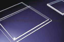 [2مّ-19مّ] [أولترا] زيادة بلورة - واضحة منخفضة حديد زجاج, [فلوأت غلسّ] فائقة بيضاء مع حافّة زرقاء
