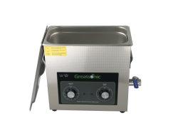 Mecánica de sobremesa limpiador ultrasónico para inyectar