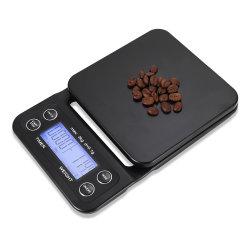 Новый ЖК-0.1g 3000g/Таймер кофе шкала электронные весы продовольствия