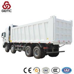 8X4 de Vrachtwagen van de Stortplaats HOWO met de Capaciteit van 12 Wielen 40t