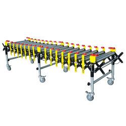 China-ausdehnbare flexible Stahlrollen-Förderanlage/Fließband Preis