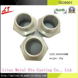 널리 이용되는 아연 또는 알루미늄 합금은 주물 기계설비 Mechiney 또는 자동차 또는 가구 연결관을 정지한다
