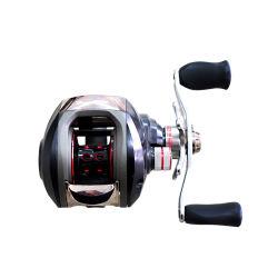 Barato Bass Bait Casting Molinete para pesca de graves