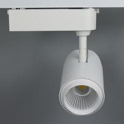20W via LED luzes de tecto ajustável em destaque na rampa